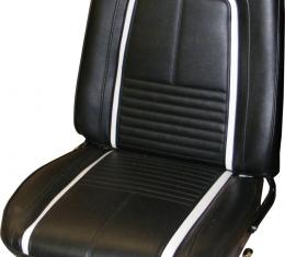 Camaro PUI Deluxe Bucket Seat Covers, Preassembled, 1967