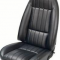 PUI 1973 Chevrolet Camaro Bucket Front Seat Covers 73DSUS