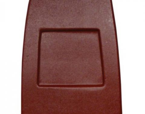 PUI Plastic Bucket Seat Back Panel 1971-77 Camaro/Firebird 71FSB42