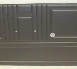 PUI 1967 Chevrolet Camaro Platinum Edition Preassembled Front Door Panels 67CFDP