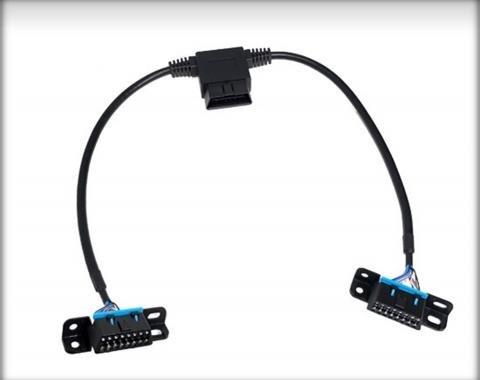 Superchips ODBII Pass-Through Splitter Cable 98106