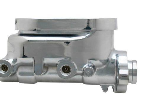 "MBM Aluminum Chrome Flat Top Master 1-1/8"" Bore MC2912ACHFT"