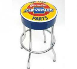 Genuine Chevrolet Parts Bar Stool