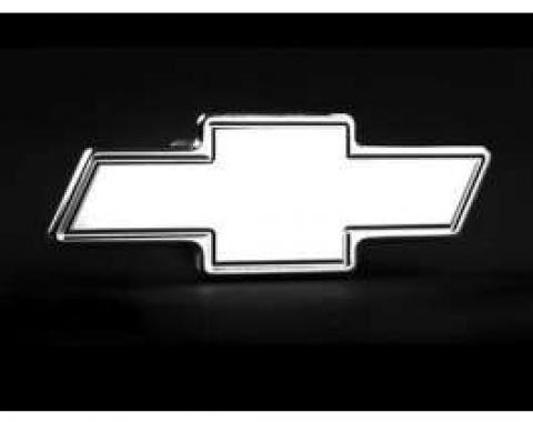 Polished Aluminum Billet Bowtie Shaped 2 Hitch Receiver Cover