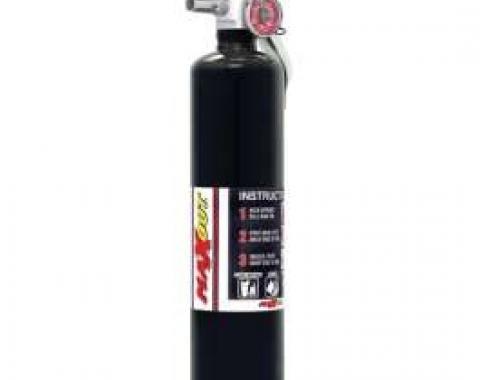 Fire Extinguisher, H3R MaxOut, Black, 2.5 Lb.