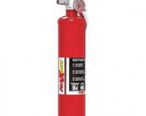 Fire Extinguisher, H3R MaxOut, Red, 2.5 Lb.