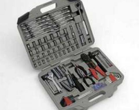 Wrench & Socket Tool Set, 175-Piece