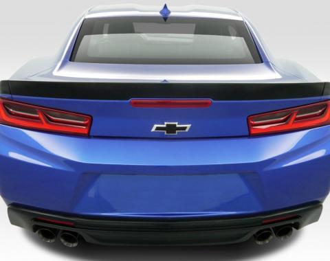 Extreme Dimensions 2016-2018 Chevrolet Camaro Duraflex Blade Look Rear Wing Spoiler, 3 Piece