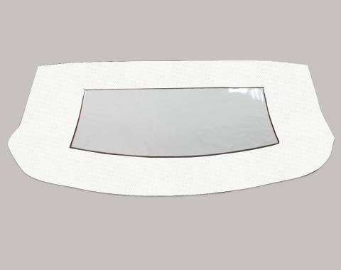Kee Auto Top CD1099CO53SP Convertible Rear Window - Vinyl, Direct Fit