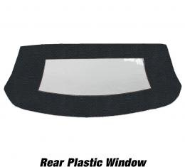 Kee Auto Top CD1033CO33SP Convertible Rear Window - Vinyl, Direct Fit