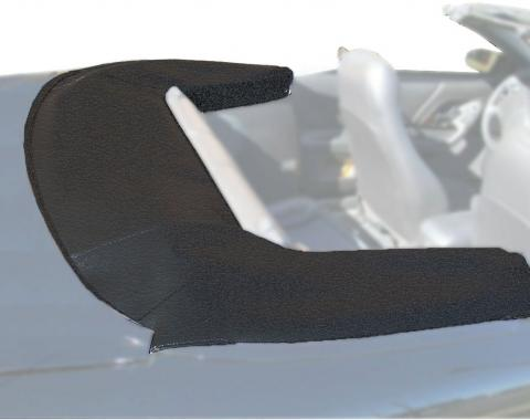Kee Auto Top TB1099 94-04SMK Convertible Top Boot - Smoke, Vinyl, Direct Fit