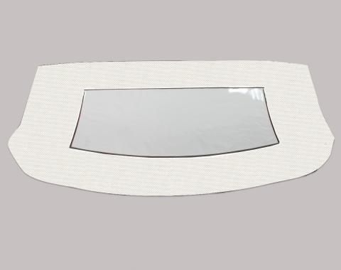 Kee Auto Top CD1033COZ21SP Convertible Rear Window - Vinyl, Direct Fit