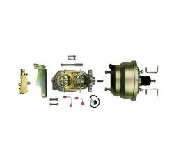 """Right Stuff Upper Assembly with Gold Booster, 1.125"""" Bore, Valve, Lines and Brackets G81310971"""