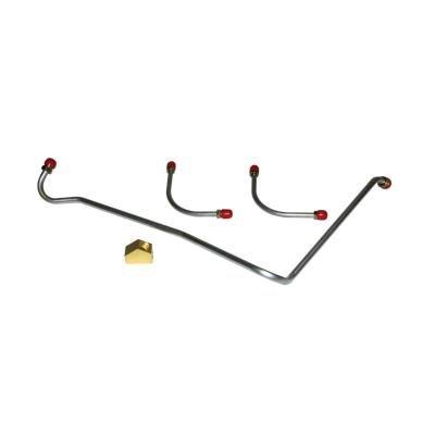Right Stuff 67 - 68 396/375hp; w/ Block - Fuel Pump to Carb. Line; 4 Pcs. FPC6775