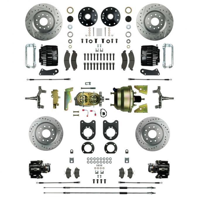 Right Stuff Power Four Wheel Siganture Disc Conversion AFXDC51DS