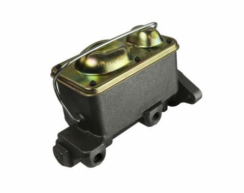 Right Stuff Single Bail; Dual Reservoir; Short Pocket; Disc/Drum - Master Cylinder DBMC01