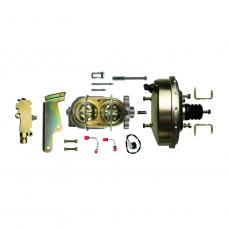 "Right Stuff Upper Assembly with Gold Booster, 1.125"" Bore, Valve, Lines and Brackets G91020971"