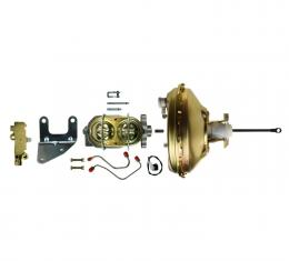 "Right Stuff Upper Assembly with Gold Booster, 1"" Bore, Valve, Brackets and Lines G10060572"