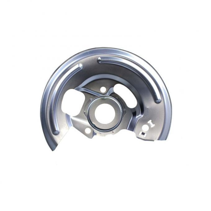 Right Stuff 4 Piston Caliper Backing Plate, Pair DBBP03