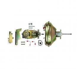 "Right Stuff Upper with Gold Booster, 1"" Bore, Valve and Lines G10030572"