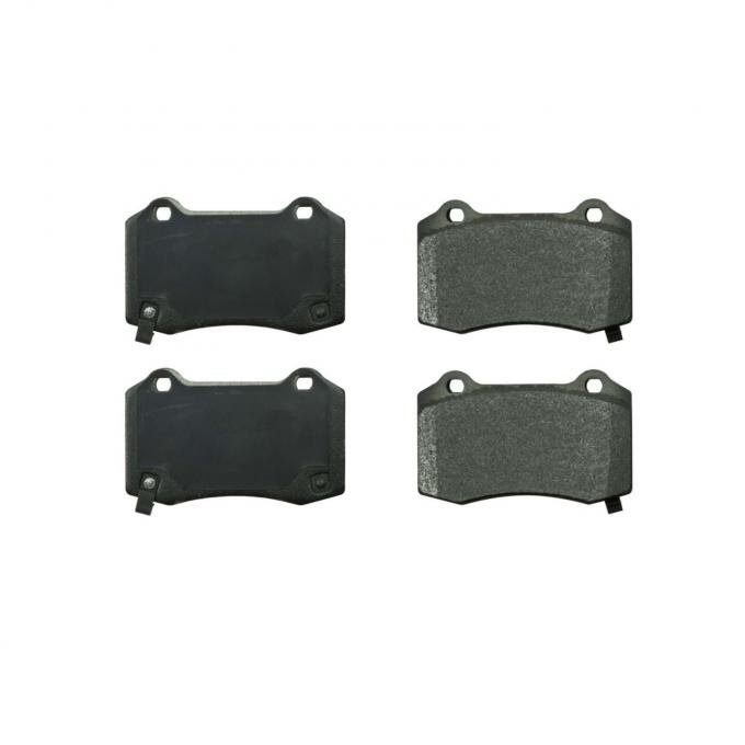 Right Stuff 04 - 11 Cadillac/Chevrolet/Chrysler/Dodge/Jeep - CTS/STS/Camaro/300/CHarger/Magnum/Grand Cherokee; Brake pads DP1053