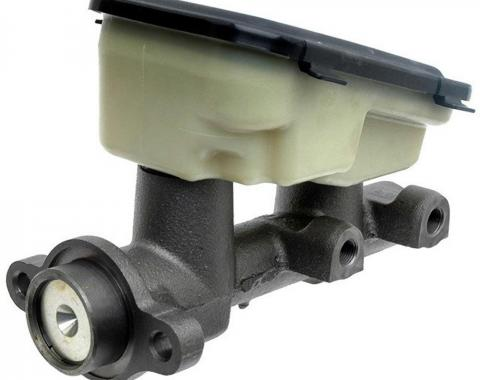 Camaro Brake Master Cylinder, for Cars with Rear Drum Brakes, 1982-1983