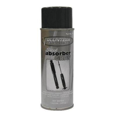 Shock Absorber Paint, Gray