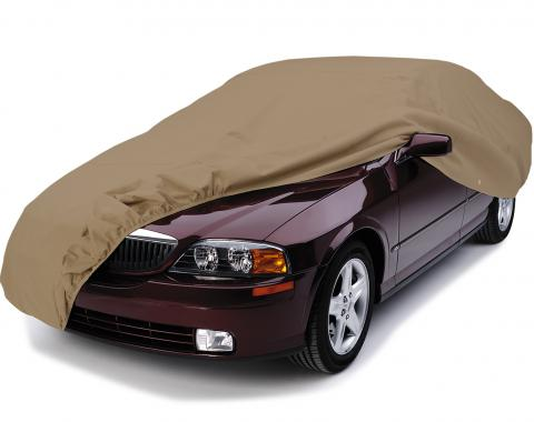 Covercraft Wolf Ready-Fit Car Cover, 380 Deluxe Taupe C78004WC