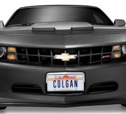 Covercraft 2017-2018 Chevrolet Camaro Colgan Custom Original Front End Bra, Black Vinyl BC5655BC