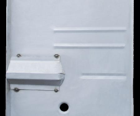 Key Parts '93-'97 Front Floor Pan, Driver's Side N0695440L