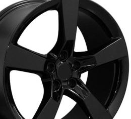 "20"" Fits Chevrolet - Camaro SS Wheel Black 20x9"