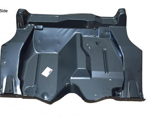 AMD Trunk Floor, OE Style w/ Braces 800-3574