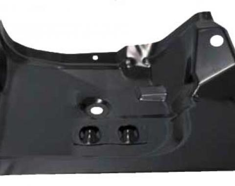AMD Under Rear Seat Floor Panel, LH, 70-81 Camaro Firebird 420-3570-L