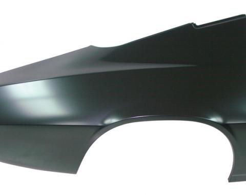 Auto Metal Direct 700-3466-R Full OE-Style Quarter Panel
