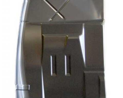 AMD Front Floor Pan Half, RH, 70-74 Camaro Firebird 405-3570-R