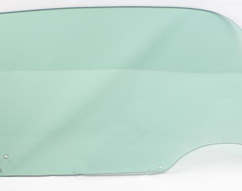 AMD Door Glass, Green Tint, RH, 70-81 Camaro Firebird 550-3570-TR