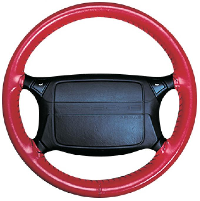 Wheelskins Genuine Leather Steering Wheel Cover, Original