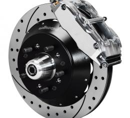 Wilwood Brakes Forged Narrow Superlite 6R Big Brake Front Brake Kit (Hub) 140-9803-DP