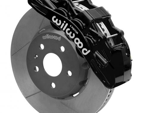 Wilwood Brakes 2010-2015 Chevrolet Camaro SX6R Big Brake Dynamic Front Brake Kit 140-15425