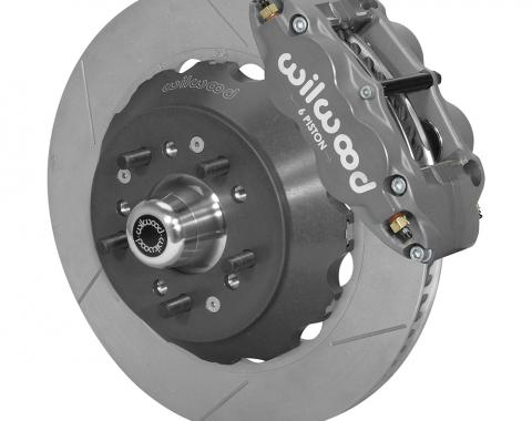 Wilwood Brakes Forged Narrow Superlite 6R Big Brake Dynamic Front Brake Kit (Hub) 140-14543