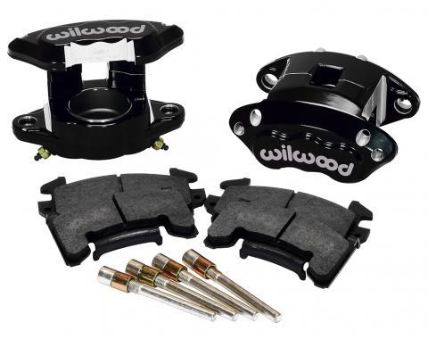 Wilwood Brakes D154 Front Caliper Kit 140-12097-BK