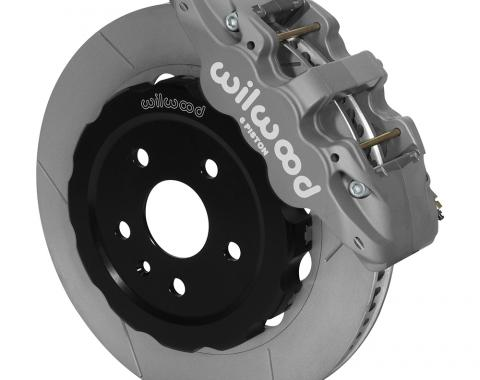 Wilwood Brakes 2010-2015 Chevrolet Camaro AERO6 Big Brake Front Brake Kit (Race) 140-15231