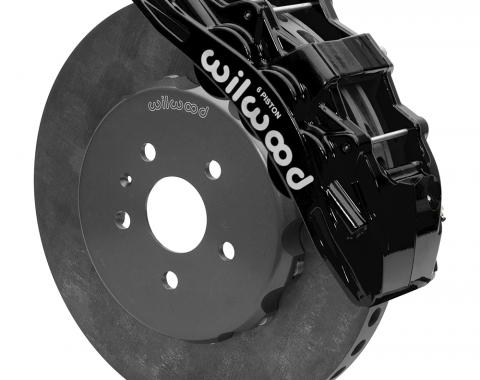 Wilwood Brakes 2010-2015 Chevrolet Camaro SX6R WCCB Carbon-Ceramic Big Brake Front Brake Kit 140-15434-CSIC