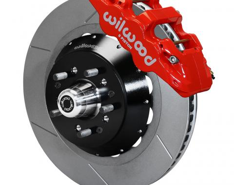 Wilwood Brakes AERO6 Big Brake Front Brake Kit 140-15053-R