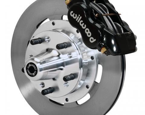 Wilwood Brakes Forged Dynalite Big Brake Front Brake Kit (Hub) 140-11275