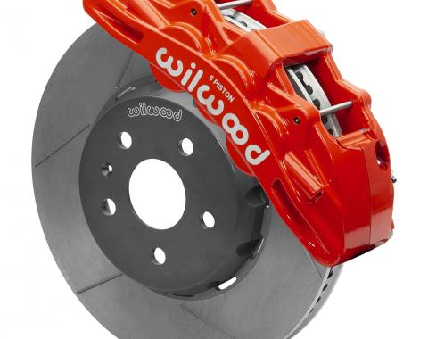 Wilwood Brakes 2010-2015 Chevrolet Camaro SX6R Big Brake Dynamic Front Brake Kit 140-15425-R