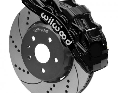 Wilwood Brakes 2010-2015 Chevrolet Camaro SX6R Big Brake Dynamic Front Brake Kit 140-15425-D
