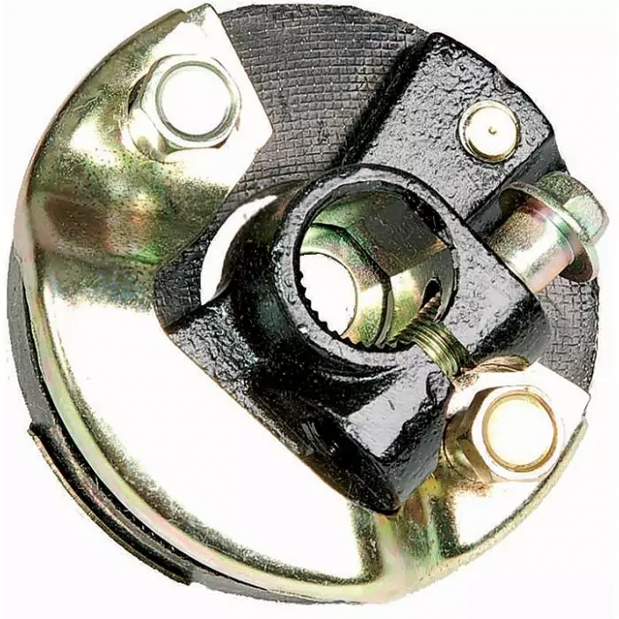 Camaro Steering Shaft Coupler Assembly, For Cars With Power Steering, 1967-1976
