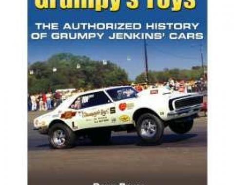 Grumpy's Toys, The Authorized History Of Grumpy Jenkin's Cars, Book