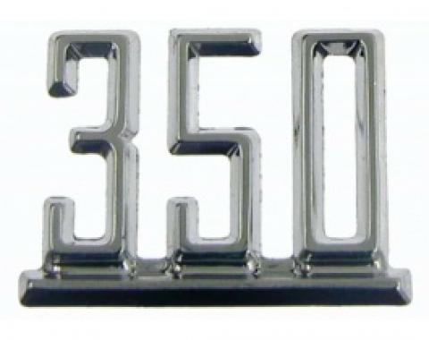 Fender Emblem, 350, 1966-1967